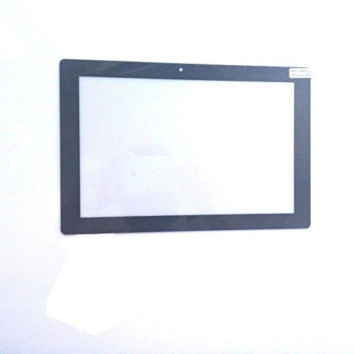 EUTOPING ® Schwarz Farbe 10.1 Zoll Touchscreen - digitizer Alternative für Tesco Viglen Connect 10.1
