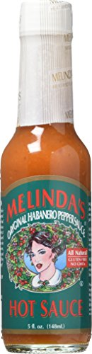 Melinda's Original Habanero Hot Sauce