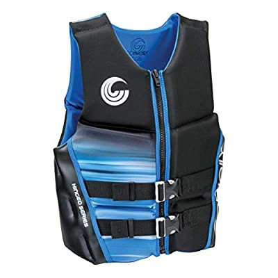 CWB Connelly Classic Neoprene Adult Life Vest, XXL