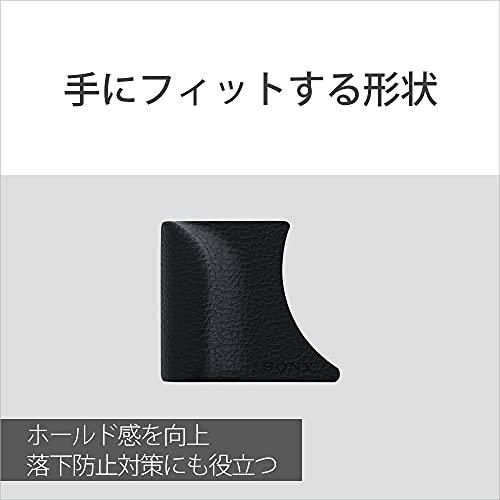 Sony AG-R2 Griffbefestigung (geeignet für RX100, RX100II, RX100III, RX100IV, RX100V, RX100VI, RX100VII) schwarz