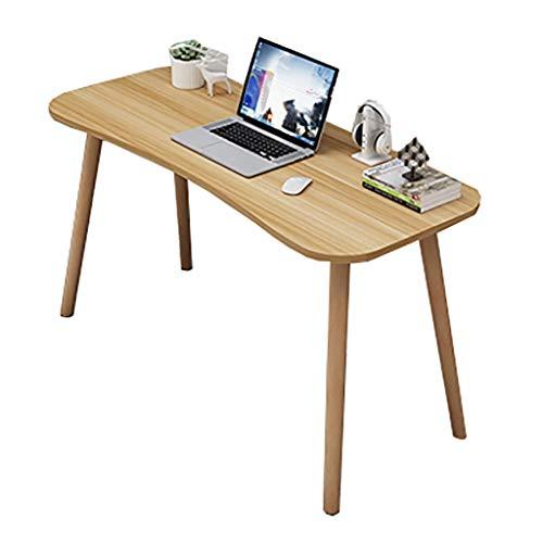 SH-tables Mesa De Computadora, Mesa De Comedor/Mesa De Estudio/Mesa De Estudio/Mesa De Café, Tocador De Estilo Minimalista Nórdico, 2 Colores (Color : A, Size : 100×50×75cm)