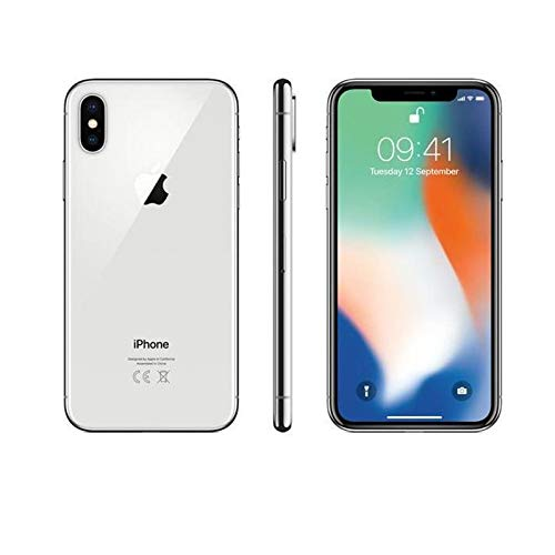 Apple iPhone X 64GB Plata (Reacondicionado)