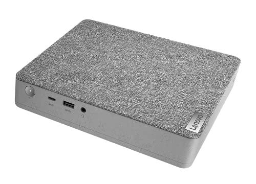 Lenovo IdeaCentre Mini 5 - Ordenador de Sobremesa (Procesador Intel Core i5-10400T, 512GB SSD, RAM 8 GB, Intel UHD Graphics 630, Sin Sistema Operativo) - Gris