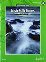 Irish Folk Tunes for Viola: 60 Traditional Pieces. Viola. Ausgabe mit Online-Audiodatei