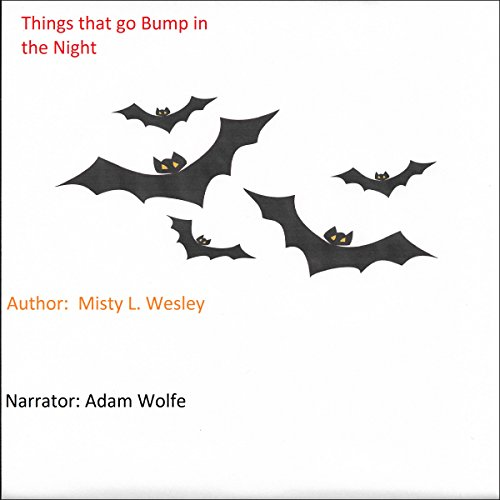 Things That Go Bump in the Night audiobook cover art