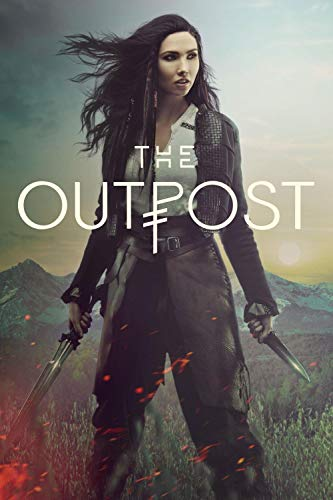 UOBSLBI Jigsaw Puzzle 1000 Pieces The Outpost Tv Show Posters Jigsaw Puzzles For Adults,Jigsaw Puzzle Sets For Family,Educational Games,Challenge Puzzle For Kids Childrens,