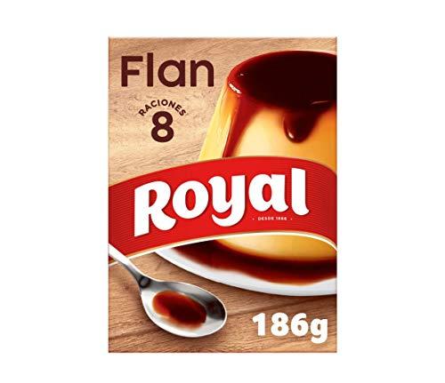 Flan Royal 8 Flanes Con Azucar