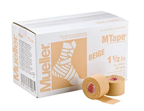Mueller MTape Athletic Tape, 1.5