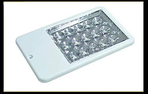 MOREWEY Minimalista 15 LED Solar Powered Farola del Sensor del Punto de la lámpara de Pared del jardín trayectoria al Aire Libre Luces solares Crocs