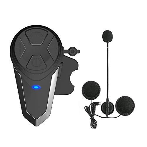 Lemnoi BT-S3 – Intercomunicador de moto sencillo