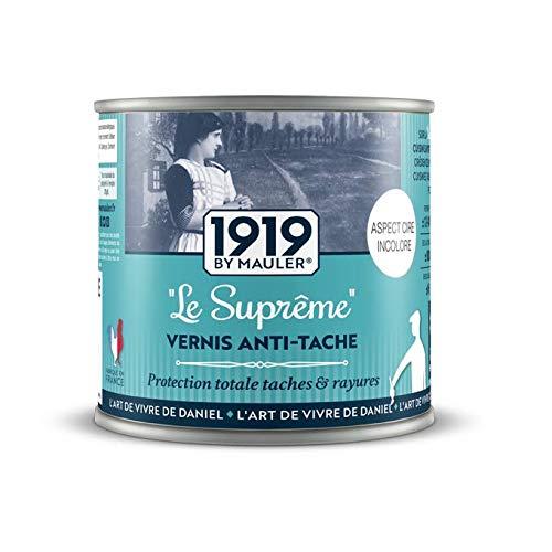 Vernis meuble, cuisine & bains - Anti-Tache & sans odeur - 'Le Suprême' 500ml...