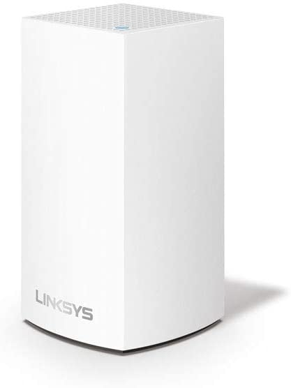 Linksys VLP01 Velop Dual Band AC1200 Mesh WiFi System | 1 Pack Router Replacement