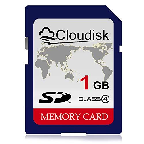 Cloudisk 1GB SD Carten UHS Flash Speicherkarten Class4 (1 GB SD Memory Card)