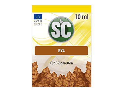 SC - Aroma - RY4 Tabak - 10 Milliliter - OHNE Nikotin