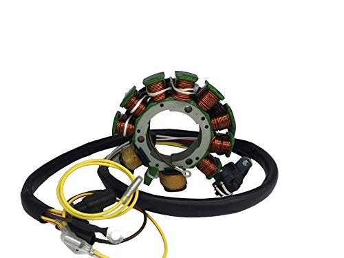shamofeng Stator Magneto for Polaris Big Boss Magnum Ranger Scrambler Sportsman Worker 500 cc 1997 1998 1999 2000 2001 Replaces: Polaris 3085561, 3086821