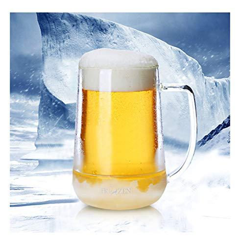 Bicchiere da Birra, Bicchiere da Birra con Manico Bicchiere Stölzle Bicchiere da Birra Gambrinus Taditoneller, Bicchiere da Fischio, Lavabile in Lavastoviglie, Alta qualità per L'Oktoberfest
