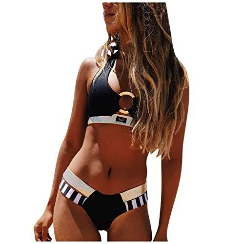 JUNGE Bikini Parte De Abajo Tiro Alto 2021, Bikini Top Mujer, Bañadores Originales Mujer, Bañador Rosa Mujer, Mujeres con Micro Bikini, Bodas En La Playa Vestidos, Vestido Invitada Boda Playa