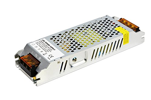 Daxpoo Tira De Led Fuente De Alimentación 24v Voltio 200W Raya Transformador Iluminación Controlador Dc Adaptador (CL200-DP24)