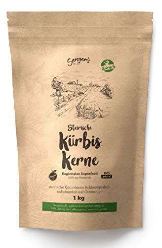 2 kg Steirische Kürbiskerne Kürbiskern Rohkostqualität natur unbehandelt vegan geschält (2)