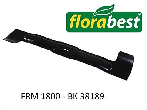 Florabest Ersatzmesser für Elektro Rasenmäher FRM 1800 BK 38189 Ersatz Messer