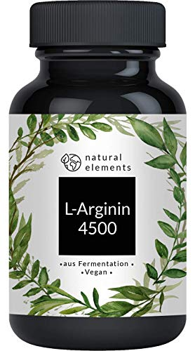 natural elements 365 vegane Kapseln 4500mg pflanzliches Bild