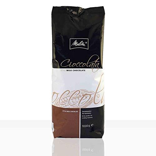 Melitta Cioccolata Milk Chocolate 1kg, Kakao-Pulver