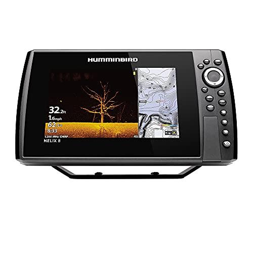 Humminbird 411340-1CHO Helix 8 Chirp MEGA DI GPS G4N CHO (Control...