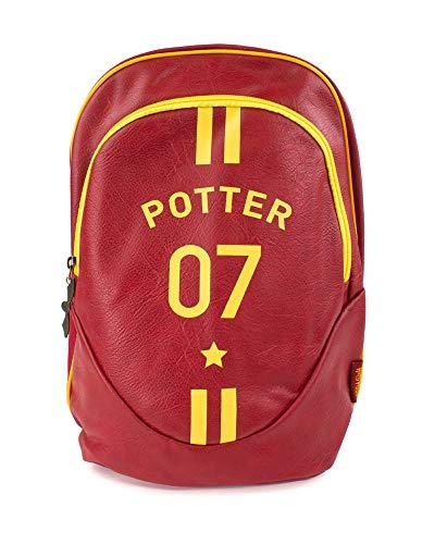 Bolso Oficial Mochila Harry Potter Quidditch