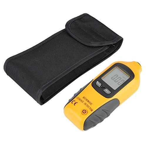 Detector de fugas de microondas HT-M2 Pantalla LCD digital Medidor de fugas de microondas Medidor de radiación de alta precisión Probador para fugas de hornos microondas