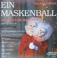 Masked Ball by Giuseppe Verdi