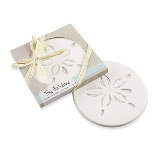 Sand Dollar Coaster - Set of 6