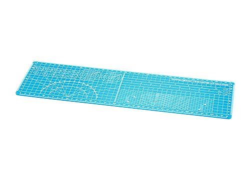 タミヤ クラフトツールシリーズ No.144 カッティングマットα A3ハーフサイズ/ブルー プラモデル用工具 74144