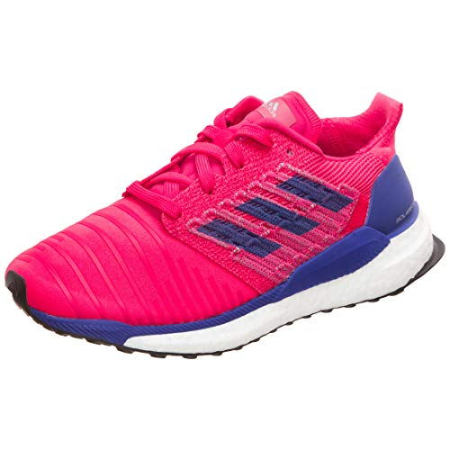 adidas Performance Solar Boost Laufschuh Damen neonrot, 5.5 UK - 38 2/3 EU - 7 US