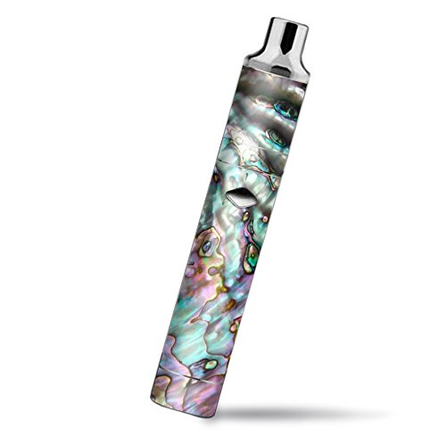 Skin Decal Vinyl Wrap for Yocan Magneto Pen Vape Mod Skins Stickers Cover/Abalone Pink Green Purple Sea Shell