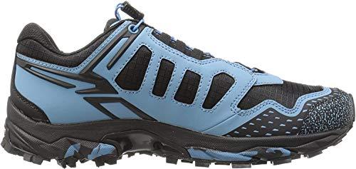 Salewa Damen WS Ultra Train Gore-TEX Traillaufschuhe, Black/Blue, 37 EU