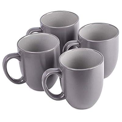 Dinnerware Set – Ceramic Amalfi Kitchen Set – 4 Bowls 4 Side-Plates 4 Plates and 4 Snug Mugs from Dawsons Living