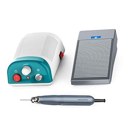 QXXNB Motore brushless 90W 50000 RPM Trapano chiodo Elettrico odontoiatria Laboratorio Giada Intaglio Manicure Business lucidatrice Attrezzature