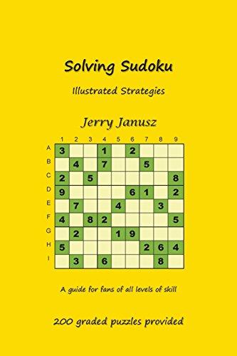 Solving Sudoku: Illustrated Strategies