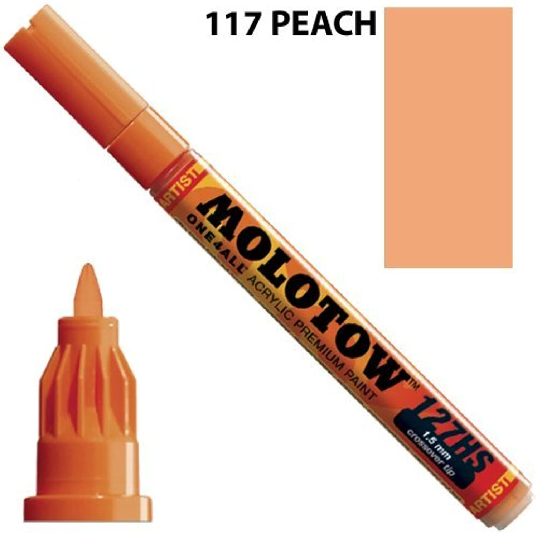 Molotow Co Tip 1.5Mm Peach Pstl Paint Mrkr Mrkr Mrkr by Molotow B01KBAVB1U       Günstige Preise  601313