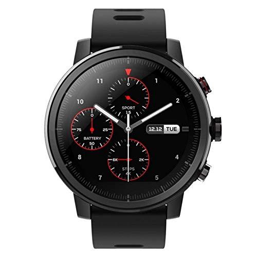 Relógio Xiaomi Amazfit Stratos Gps Corrida Monitor 50Metros