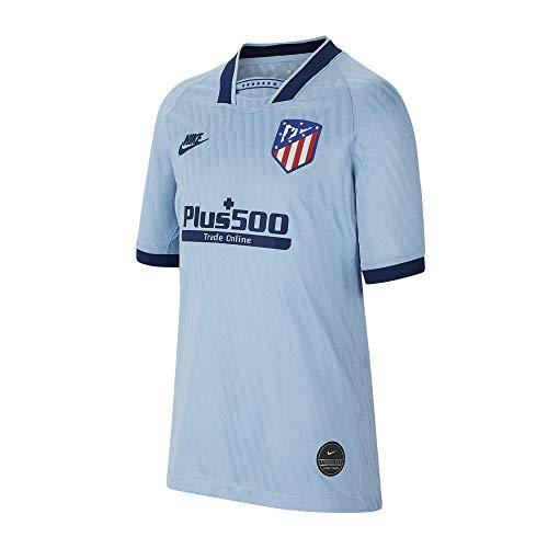 Nike ATM Y Nk BRT Stad JSY SS 3R T-Shirt für Kinder M Blau (Psychic Blue/Blue Void)