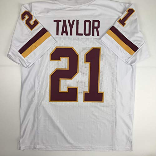 Unsigned Sean Taylor Washington White Custom Stitched Football Jersey Size Men's XL New No Brands/Logos