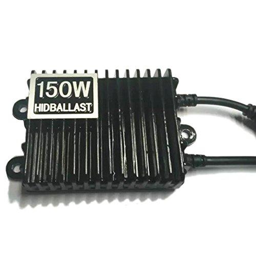 Tolako 150W 12V KIT HID ballast universel étanche 4500-5500 lm HID ballast électronique
