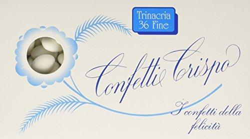 Crispo Confetti Trinacria 36 Fine - Colore Bianco - 1 kg