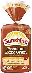 Sunshine Premium Extra Grain Wholemeal Bread, 550g