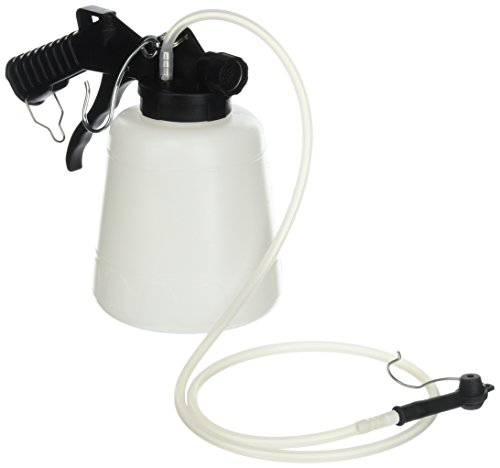 Titan 51885 1-Liter Vacuum Brake Fluid Bleeder