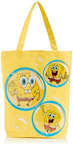 Spongebob Sac de Courses Bob l'éponge Bubbles
