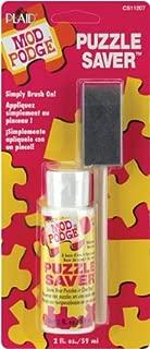 Mod Podge Puzzle Saver Glue (2-Ounce), CS11207, 2 oz, Original Version