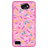 Hapdey Phone Case for [ LG X150 Bello 2 ] design [ Pink