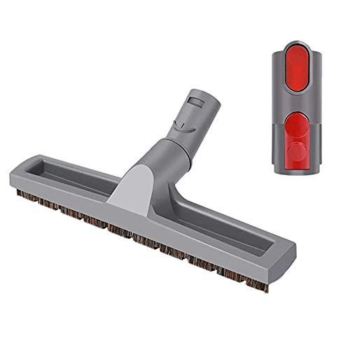 IUCVOXCVB Accesorios de aspiradora Piezas de Repuesto Cepillo de Piso Duro Cabezal Ajuste para la aspiradora Dyson V8 V8 V10 V11 (Color : B)